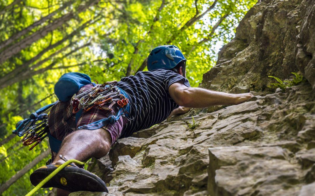 Le lesioni della puleggia nei climbers – parte 1