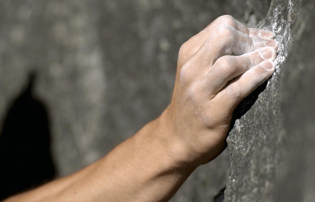 Le lesioni della puleggia nei climbers