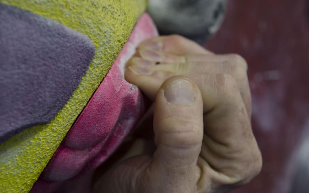 Le lesioni della puleggia nei climbers – Trattamento