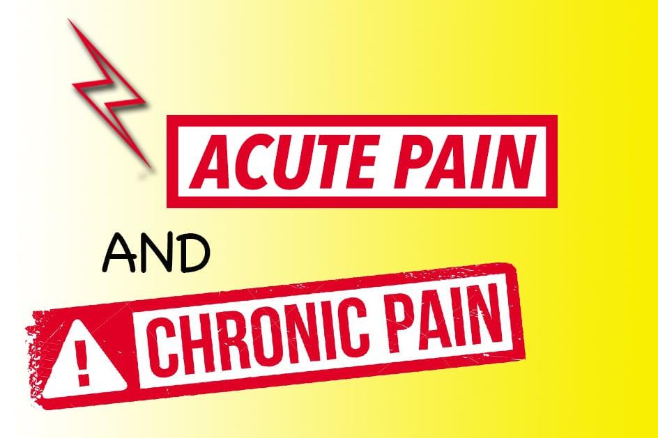 Mal di schiena Cronico e Acuto