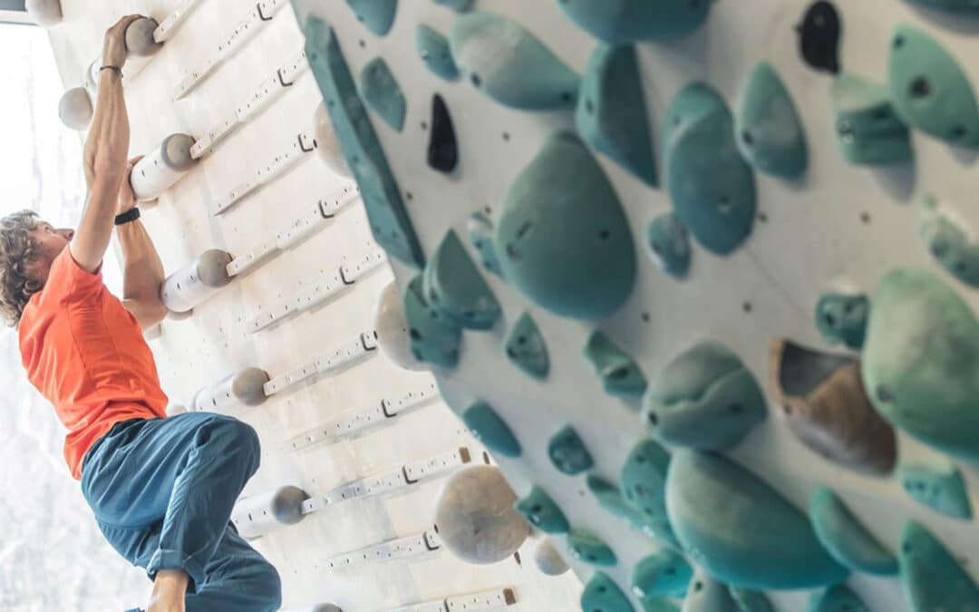I principali fattori di rischio infortuni in arrampicata