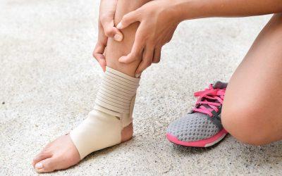 Il ritorno allo sport dopo una distorsione di caviglia